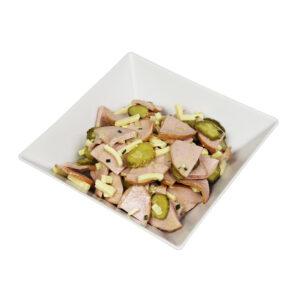 Cervelat Gruyère Salat, Schale à 1 kg