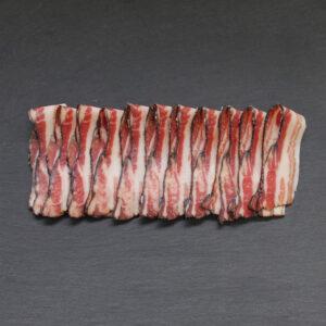 Bauernspeck geschnitten ca. 100g